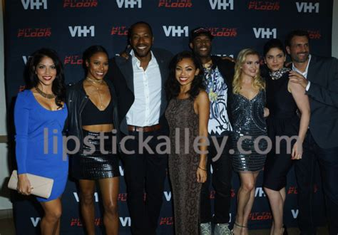 hit the floor cast season 1 the cast of hit the floor attend the season 3 premiere of vh1 s hit the floor at the paramount