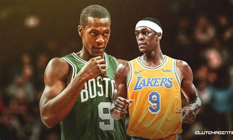 Lakers news: Rajon Rondo speaks out on possibly winning a ...