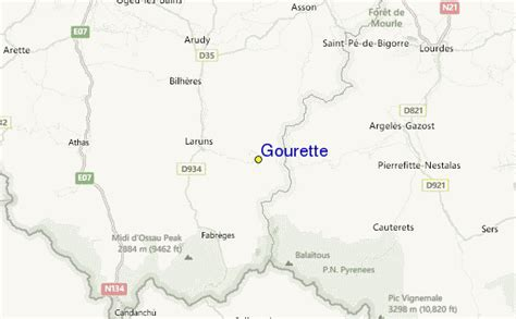 anglet chambre d amour gourette ski resort guide location map gourette ski