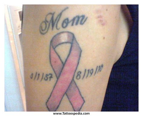 cancer tattoos  guys