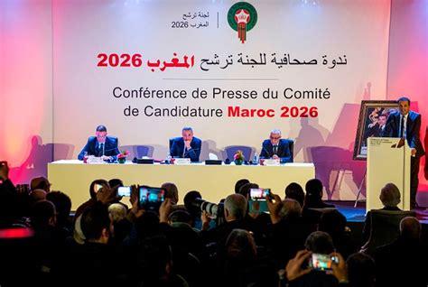 Fifa World Cup Bid Morocco 2026 Fifa World Cup Bid No Chance Last Word On