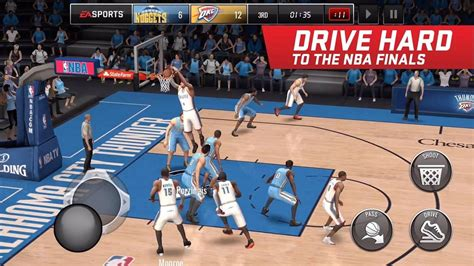 nba live scores mobile top 10 basketball for android android headlines