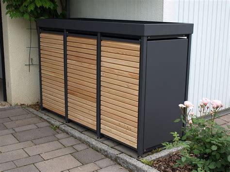 mülltonnenbox mit pflanzdach selber bauen bildergebnis f 252 r m 252 lltonnenverkleidung wgs frankfurt m 252 llh 228 uschen m 252 lltonnenbox und