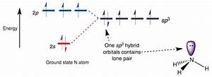 molecular orbital theory - How are the hydrogens attached ...