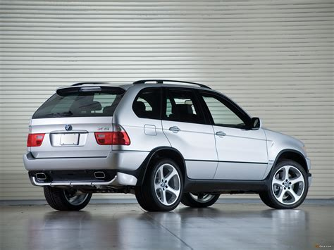 Bmw X5 46is (e53) 200203 Pictures (2048x1536