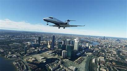 Flight Simulator Microsoft Around Screenshots Update Godfall