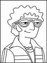 Milo Coloring Murphy Law Murphys Colorir Gesetz Printable Lei Ausmalbilder Dibujar Colorare Zum Dibujos Ley Desenhos Websincloud Ausdrucken Activities Wet sketch template