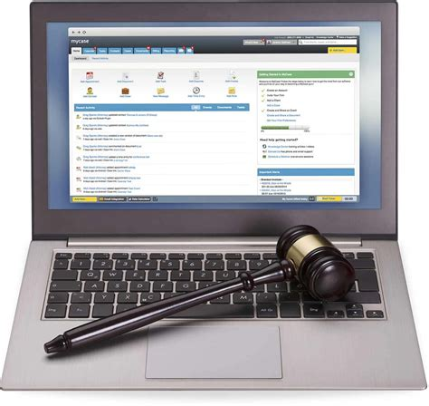 case management software  attorneys small law firms