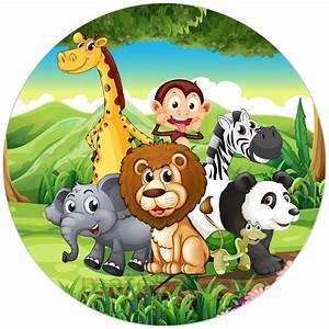 Tiere Für Kinder : kinder tischset platzset motiv dschungel tiere 1 stk ~ Lizthompson.info Haus und Dekorationen