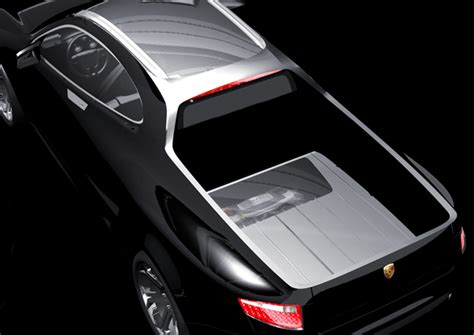 Porsche Pickup Truck Concept