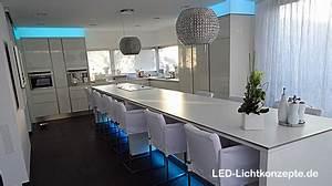 Led Spots Küche : referenzen led projekte von led lichtkonzepte ~ Frokenaadalensverden.com Haus und Dekorationen