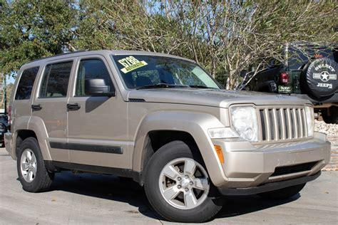 jeep liberty sport  sale  select