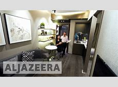 Micro flats tackle Hong Kong's high housing prices YouTube