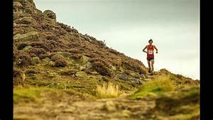 Endurance Running Race In The English Countryside