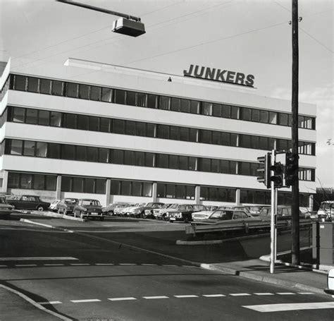 Von wernau aus erfolgt auch die vertriebssteuerung für die marke junkers in deutschland. Verwaltungsneubau von Junkers in Wernau,1972 - Bosch Media ...