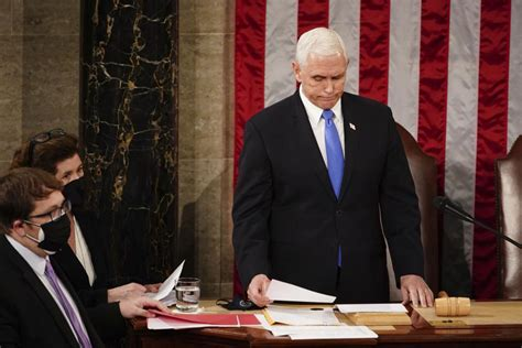 An 'angry' Pence navigates the fallout of his rupture with ...