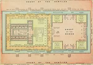 Herod U0026 39 S Temple Diagram