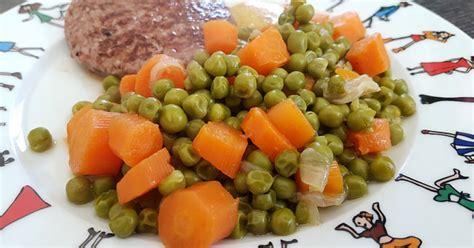 cuisiner petit pois carotte en boite les petits pois carottes meilleurs que ceux en boîte vite