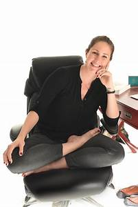 5 Seated Yoga Stretches For Your Desk Job - Brenna ...