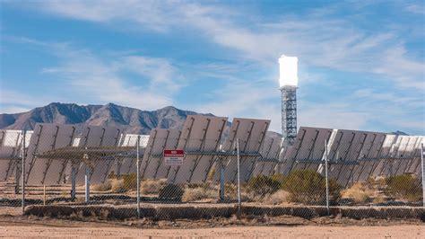 amazing solar power station