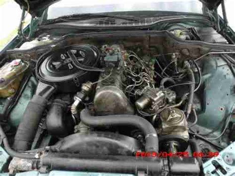 Sell Used 82 Mercedes 5cyl. Diesel Has A Blown Head Gasket