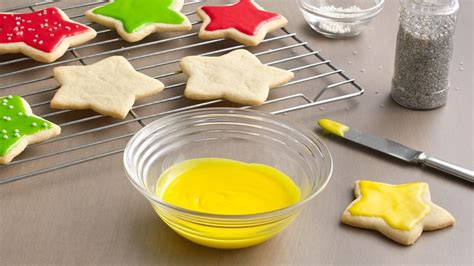 and easy cing food easy cookie icing recipe from tablespoon