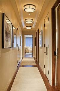 Decorate long hallway on decorating a