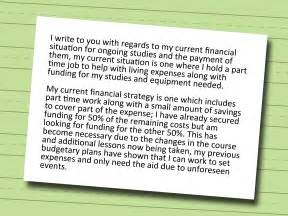 ... Multinational Ventures - How To Write Letter For Financial Assistance Financial Assistance