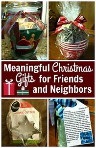 Meaningful Christmas Gifts - Christmas Decore