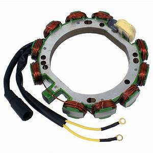 Stator Fits Omc Johnson Outboard 115 Hp 115hp Engine 1990