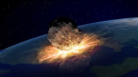 Nasa Issues 'near-earth' Warning As Asteroids Approach