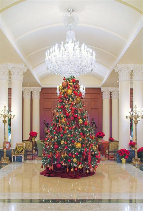 namco pools christmas trees nemacolin chateau lafayette tree images frompo