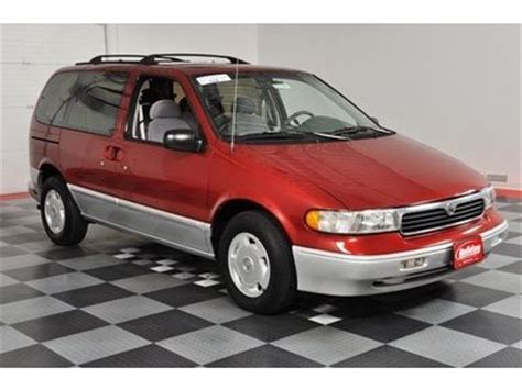 auto air conditioning service 1997 mercury villager windshield wipe control buy used 1997 mercury villager gs 97k miles automatic 3rd row seat red air conditioning in fond