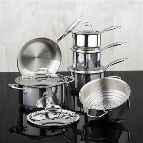 meyer accolade cookware 2201 pc series pots pans 11pc canada
