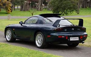 Rare Mazda Rx-7 Sp Excites Collectors