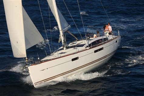 The Boat Review by Jeanneau 53 Boat Review Jeanneau