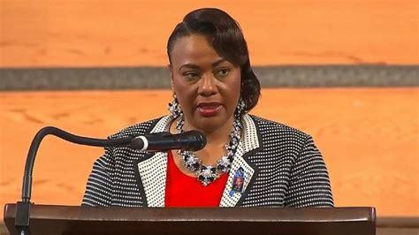Dr. Bernice King speaks at John Lewis' funeral Video - ABC ...