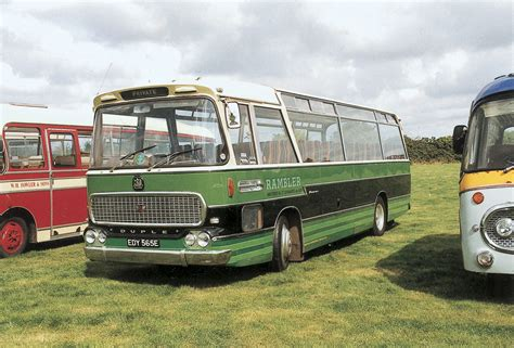 rambler coaches celebrate  years page    bus