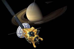 Cassini sends back first photos taken from ring-grazing ...