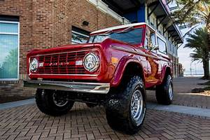 1972 Ford Bronco for sale #2271652 - Hemmings Motor News
