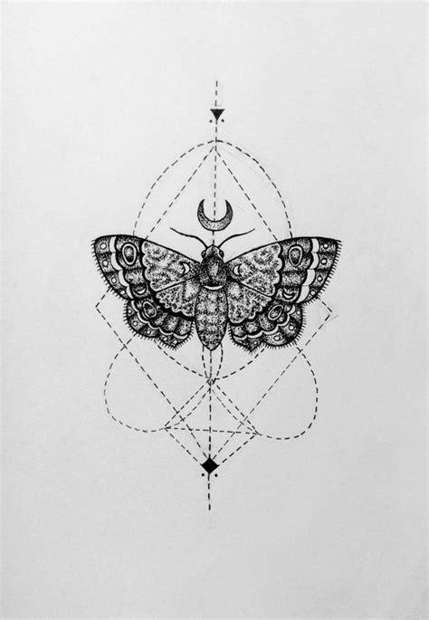 Geometric Tattoo Sketch Ideas - Flawssy