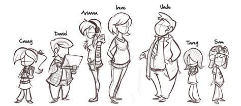 cool character designs favourites  gamafort  deviantart