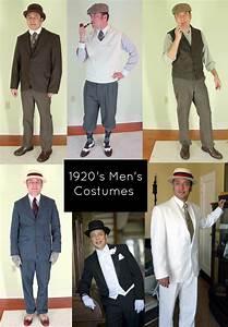 7 Easy 1920s Menu0026#39;s Costumes Ideas