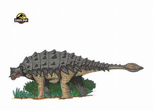 Ankylosaurus - Park Pedia - Jurassic Park, Dinosaurs ...