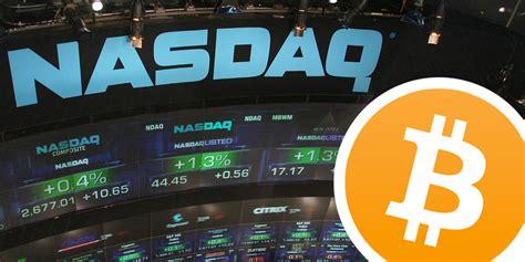 nasdaq stock market  ready turning  cryptocurrency