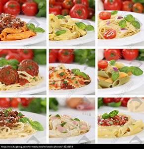 Italienische Möbel Essen : italienisches essen collage von spaghetti food pasta lizenzfreies bild 14038693 ~ Sanjose-hotels-ca.com Haus und Dekorationen