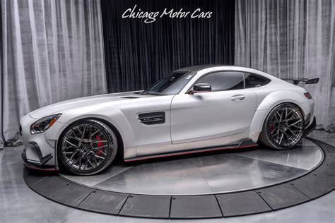 2016 amg gt for sale. Used 2016 Mercedes-Benz AMG GT S 72K IN UPGRADES! For Sale (Special Pricing) | Chicago Motor ...