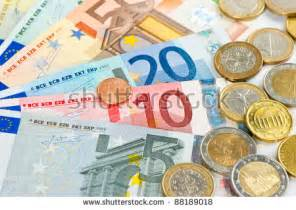 Euro Currency Coins