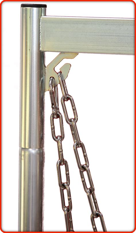 chain stainless zinc sling load steel 480kg maximum recommended working chainset leather master