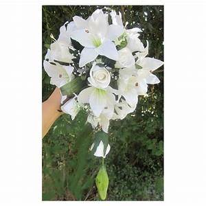 bouquet de mariee lys homeezy With affiche chambre bébé avec bouquet de lys